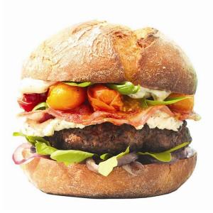 همبرگر امپراطور